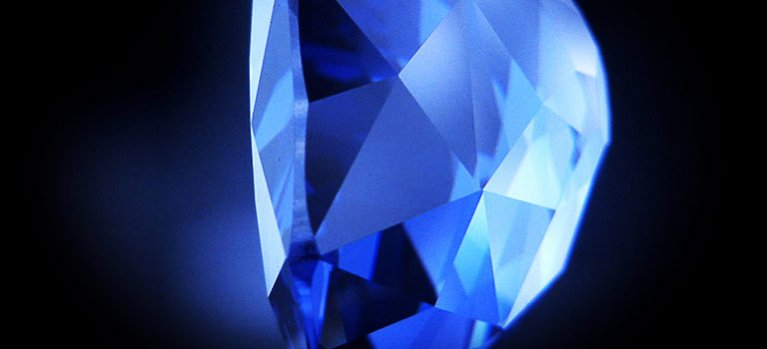Tracking the Blue Diamond
