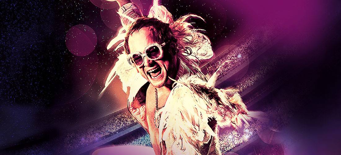 Životopisný film Rocketman